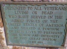 OB Vets' Memorial