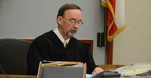 Judge Kirkman took the deal.  Photo Weatherston