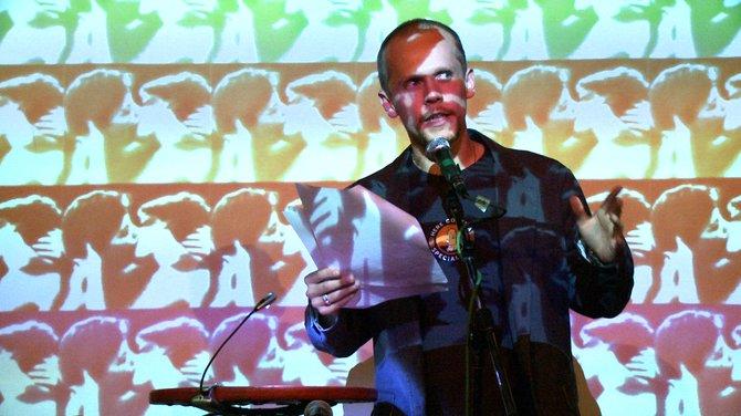 Hudnall performing
