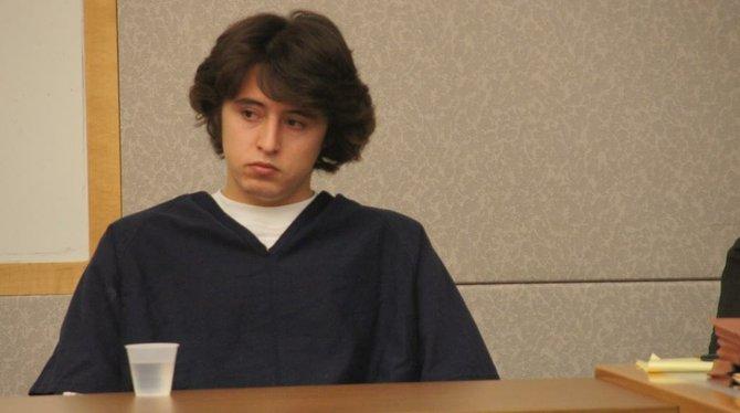Dylan Manley Maldonado, 20.  Photo Weatherston.