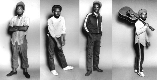 DC hardcore: Bad Brains will be at Belly Up Friday night.