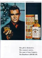Sean Connery for Jim Beam