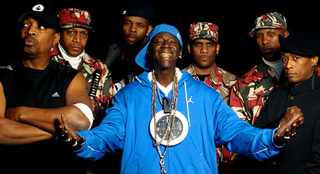 With the court's recent 4th&B verdict, will Public Enemy still take the stage at the downtown venue on December 12?