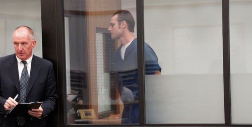 Ronald Sisson has been held 5 years awaiting trial.  Photo Weatherston.