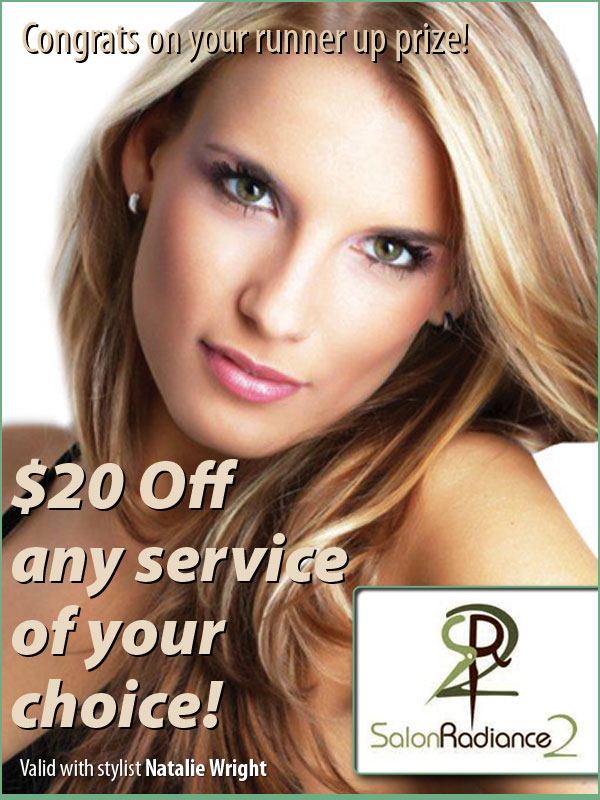 Salon Radiance Offer