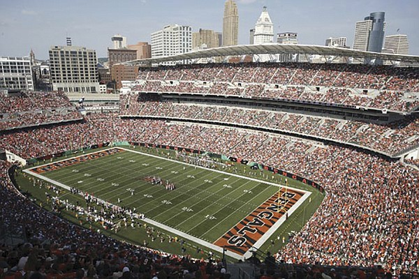 Paul Brown Stadium in Cincinnati racked up more in public subsidies than it cost to build.