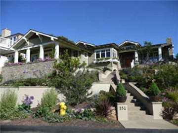 Norv Turner's Del Mar bungalow