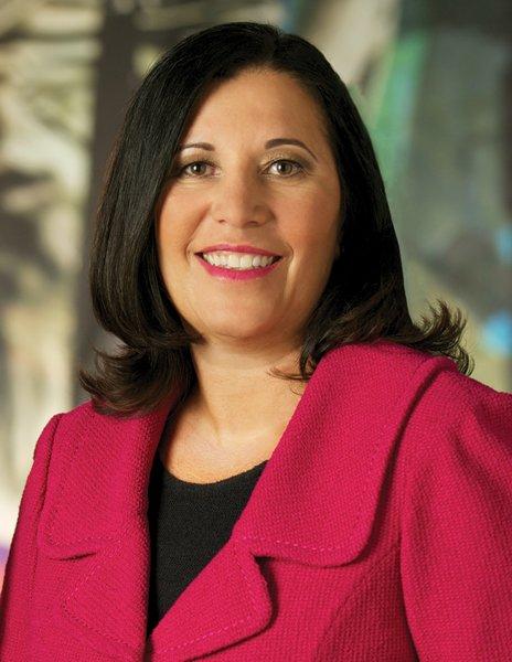 Jack chief executive Linda Lang: price hikes deflated Qdoba's performance.