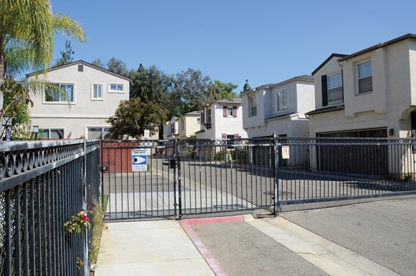 Fernando Arellano was stabbed to death in one of these Escondido townhomes.