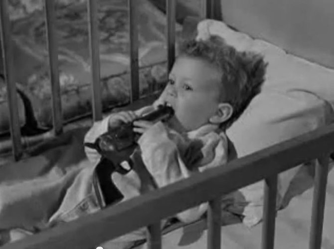 Baby Sitter Jitters  (1951)