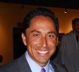 San Diego city councilman Todd Gloria