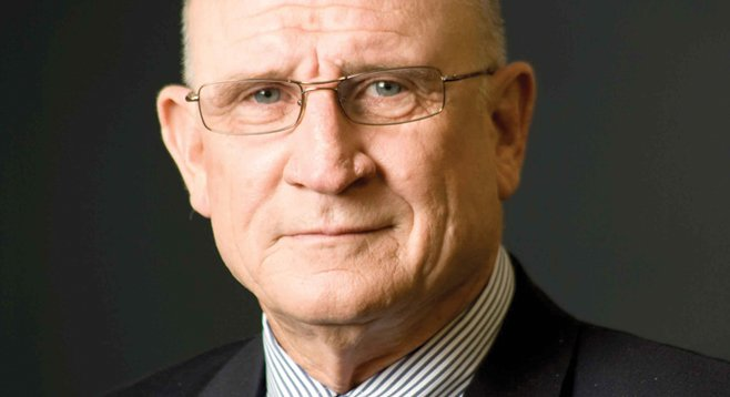 CEO Peter Farrell may move ResMed out of state.