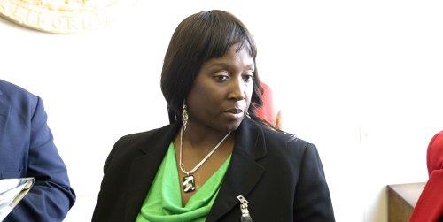 Prosecutor Sherry Thompson.  Photo Nick Morris.