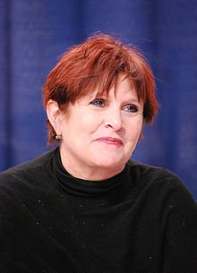 Carrie Fisher 2009
