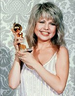 The Lonely Lady herself - Miss Pia Zadora