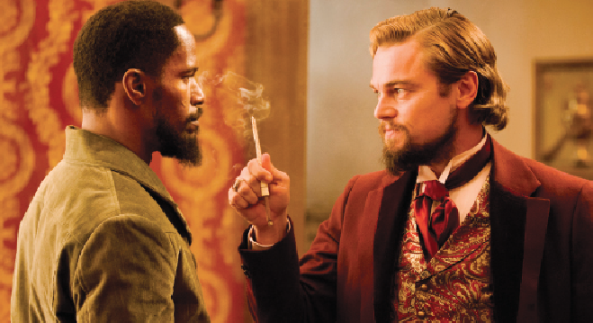 There's more truth in Django Unchained about money and its ability to buy miscegenation than  anything on display in Lincoln.