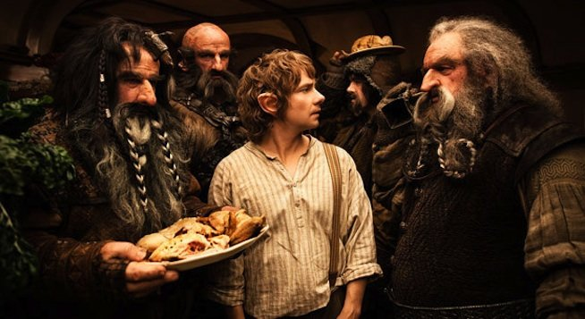 The Hobbit, or The Wandering Wizard and the 13 Dwarves, sets the stage for The Lord of the Rings.