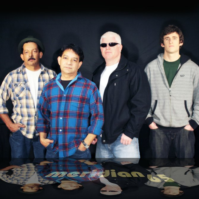 Meridian65 a San Diego Band and the new album Savage Skies,