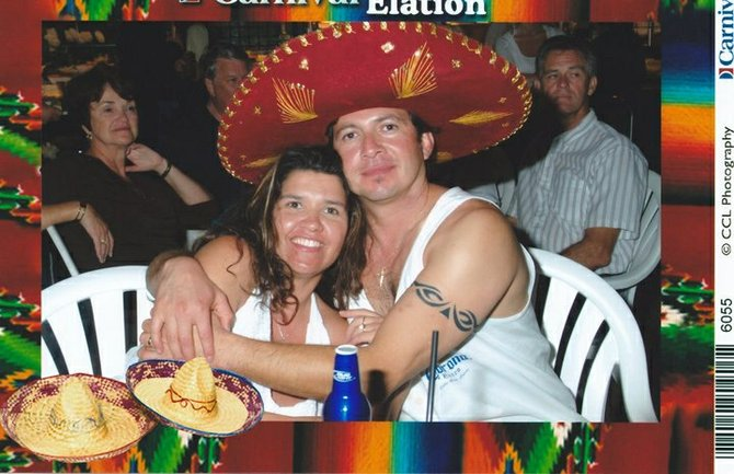 Cabo San Lucas Mexico,  10 year anniversary in Mexico...Wonderful time.Carnival Cruise