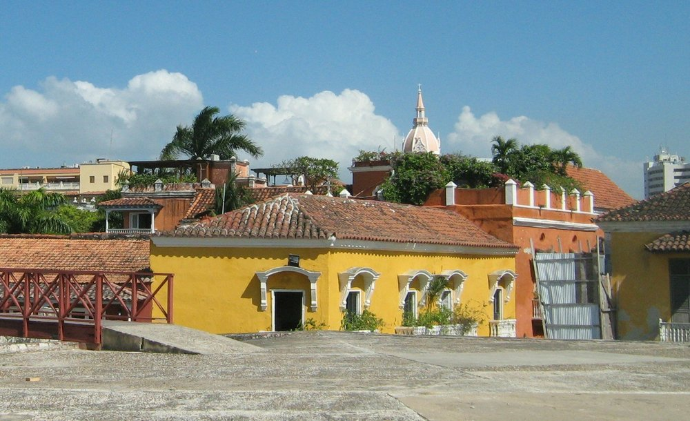 Colonial charm of the Old City.