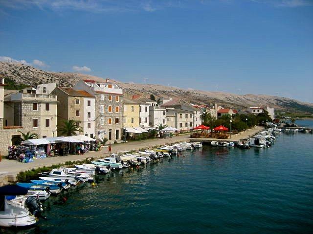 PAG in Dalmatian Coast, Croatia