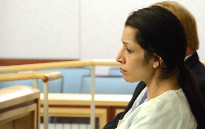Deputies say Araceli Chavez Diaz was driving.  Photo Weatherston.
