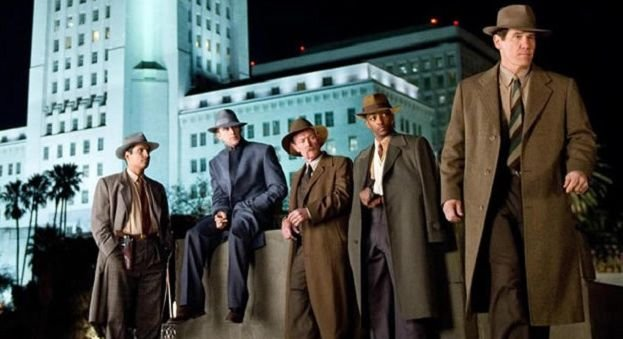 Gangster Squad — not so much hardboiled as boilerplate