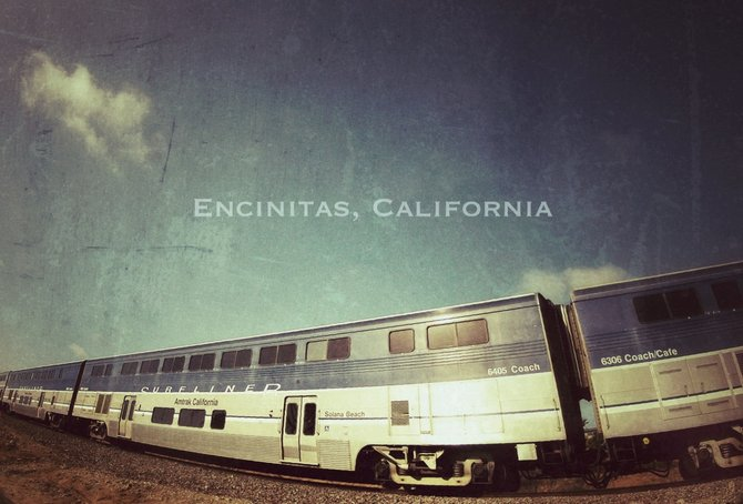Surfliner // Encinitas