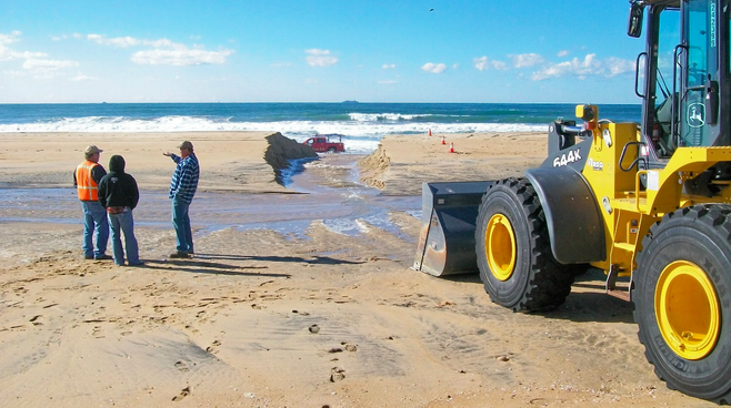 King Tides Create Salty Problems In Imperial Beach San Go Reader