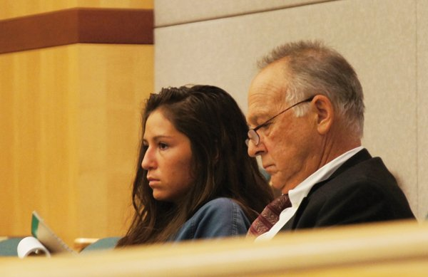 Brittany Dushkin, whose car was at the center of the case, was charged and then released for lack of evidence.