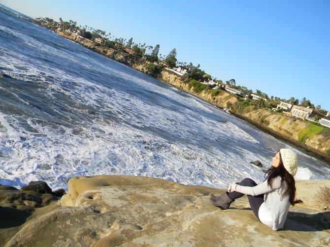 Bird Rock Meditation Spot