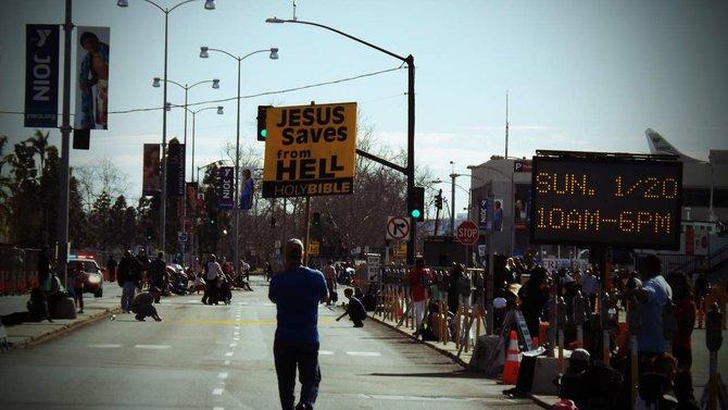 2013 MLK parade San Diego, CA.