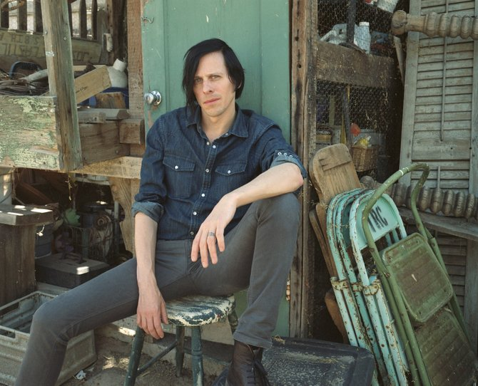 Songsmith Ken Stringfellow (Posies, REM, Big Star) plays Soda Bar Sunday night.
