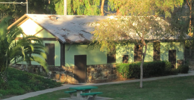 Spring House, in La Mesa's Collier Park