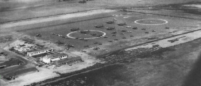 U.S. Naval Air Facility Del Mar in the '40s