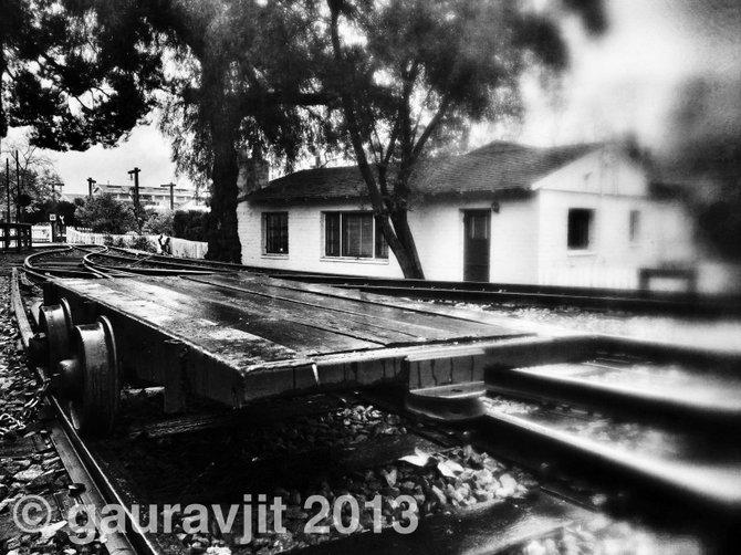 Amazing old poway railroad