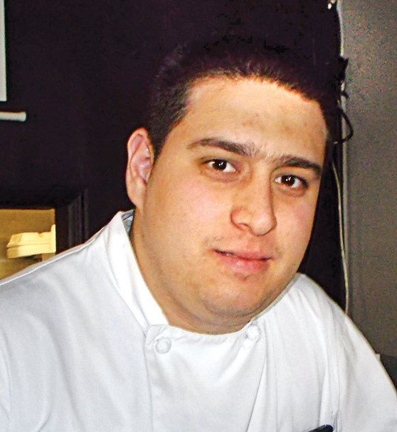 """Chef Arturo works Mexican influences into Japanese cuisine. """"More jalapeño and lime, less wasabi."""""""