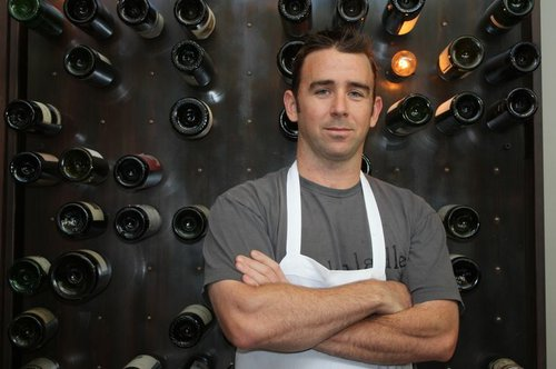 Whisknladle head chef Ryan Johnston
