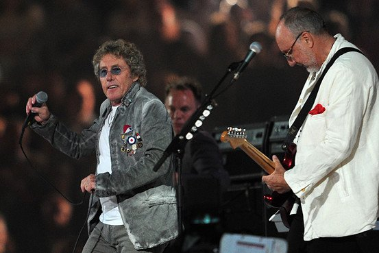 British rockers the Who celebrate 40 years of Quadrophenia and more at the Valley View Casinorena on Tuesday.