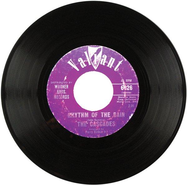 """""""Rhythm of the Rain,"""" the Cascades."""