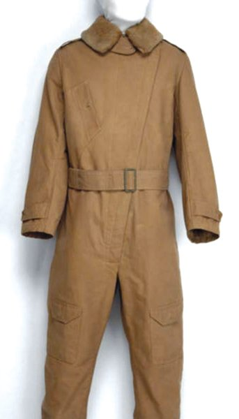 Charles Lindbergh's Flight Suit.