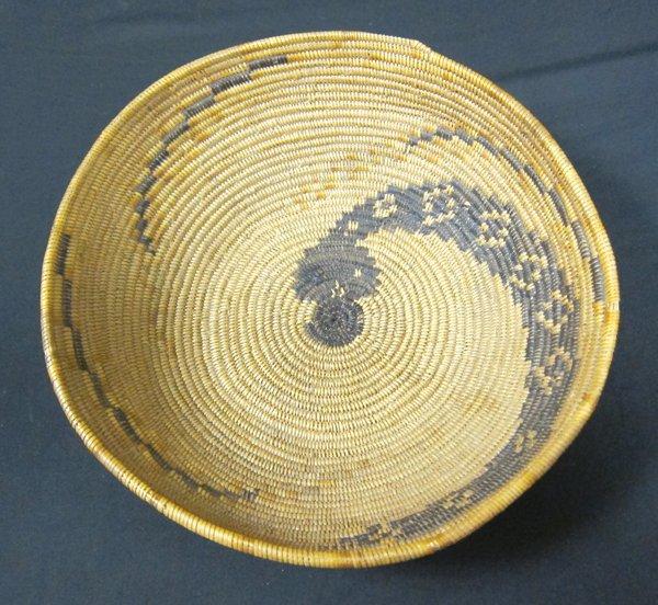 Kumeyaay Rattlesnake Basket.
