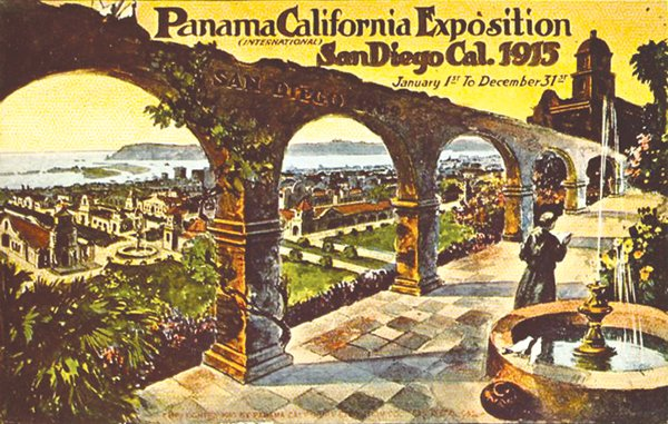 Panama-California Exposition.