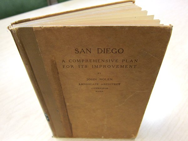 San Diego: A Comprehensive Plan.