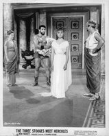 Vicki Trickett (The Three Stooges Meet Hercules - 1962