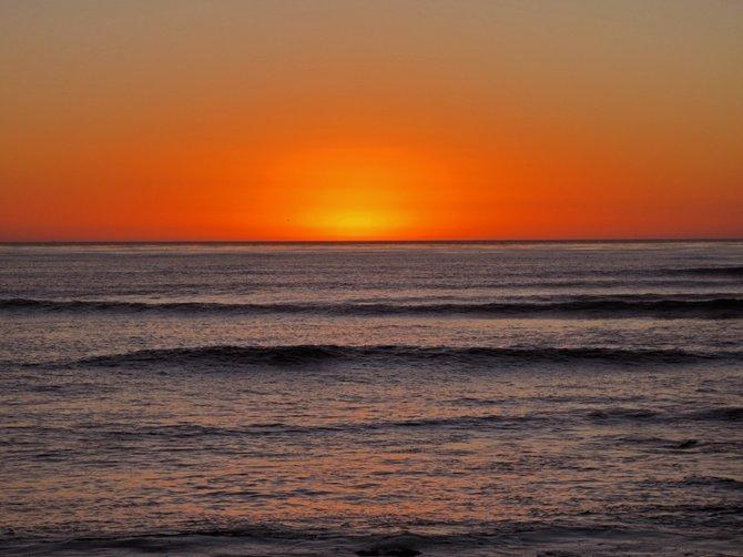 Sunset Cliffs 30 Jan 2013