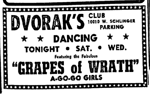 From The Milwaukee Journal, December 8, 1967.
