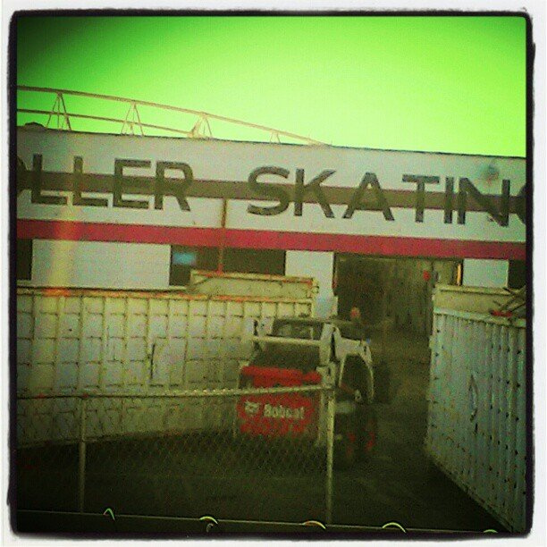 Skate San Diego is being demolished :(