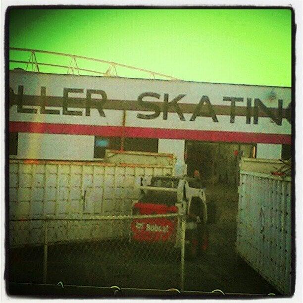 Skate San Diego is being demolished :(