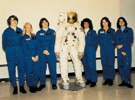 NASA Female Astronauts